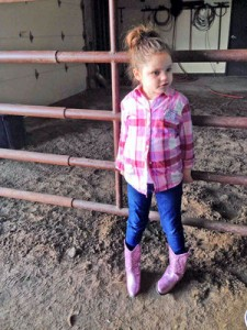 Sydney Jacobson, 8, suffers from epilepsy