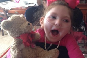 Five-year-old Haleigh Cox has gone eight seizure free days in a row since she started taking CBD.