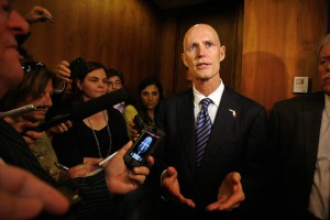 Gov. Rick Scott signed the bill