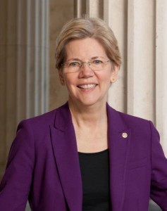 Sen. Elizabeth Warren, D.-Mass.