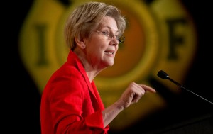 "Senator Elizabeth Warren (D-MA) urges efforts to better facilitate ""large scale clinical trials."""