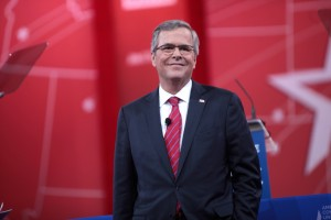 "Jeb Bush confronts candidates, saying ""I smoked marijuana, and I admit it."""